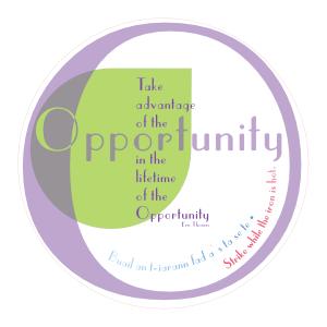 roundUp-OpportunityOfaLifetime