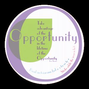 roundUp - OpportunityOfaLifetime